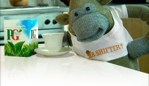 PG Tips Chimpanzee