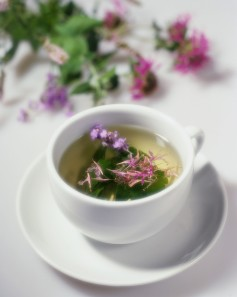 Flower Infused Tea