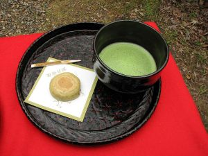 Prepared Matcha Tea