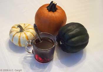 Autumn Cup of Tea