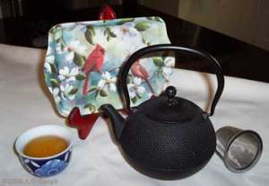 The Little Japanese Teapot