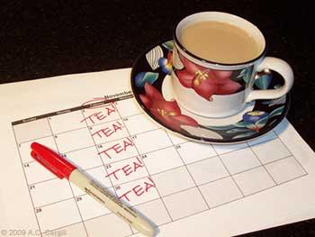 Tuesdays Are for Tea