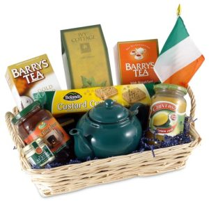 Irish Tea Gift Basket