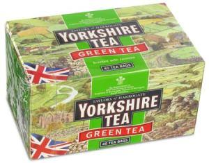 Yorkshire Green Tea