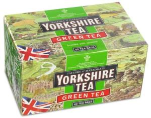 Yorkshire Green Tea