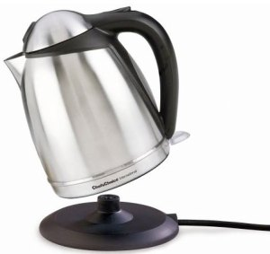 Chef's Choice Electric 678 Stainless Steel Cordless Kettle