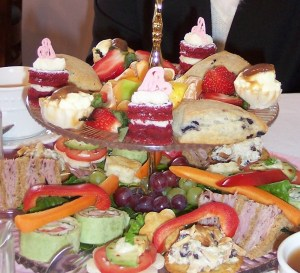 Goodies served up at Crapapple Tea Shoppe and Bakery