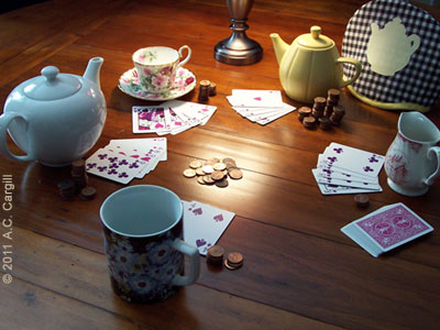 Teawares Card Game