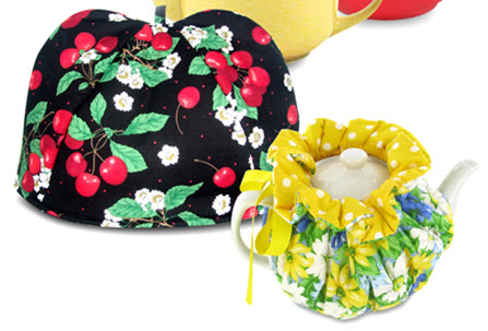 Teapot & Cozy Special - New Styles Available!