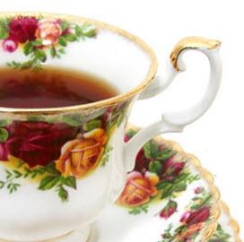 """A cuppa tea for what ails ya"""