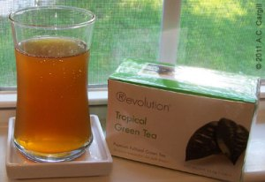 Revolution Tropical Green Tea