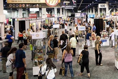 Entering World Tea Expo, Las Vegas, June 24-26 2011 (Photo by World Tea Expo)