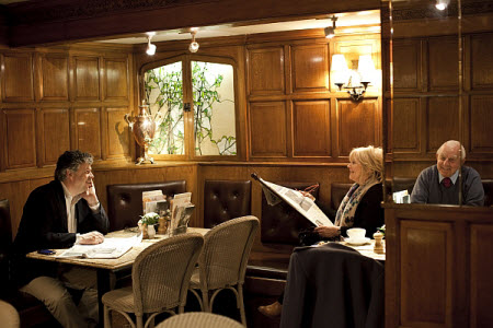 Interior of Bettys as shown on their website