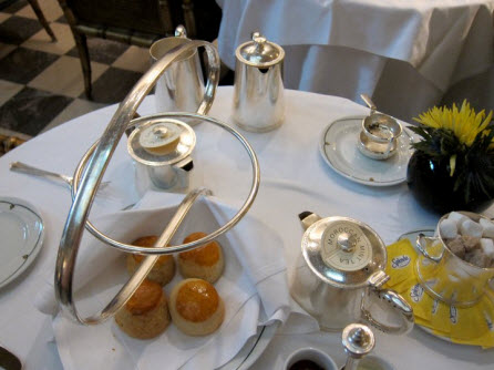 Afternoon Tea at the Sheraton