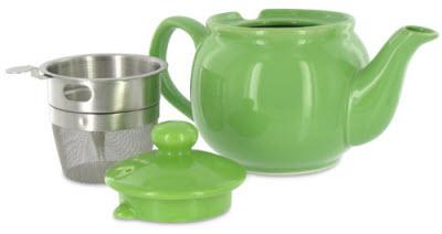Grimaldi 2 Cup Infuser Teapot