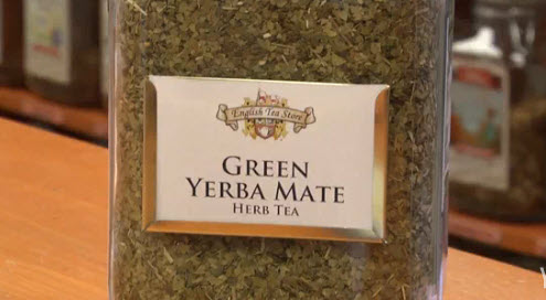 Green Yerba Mate Herbal