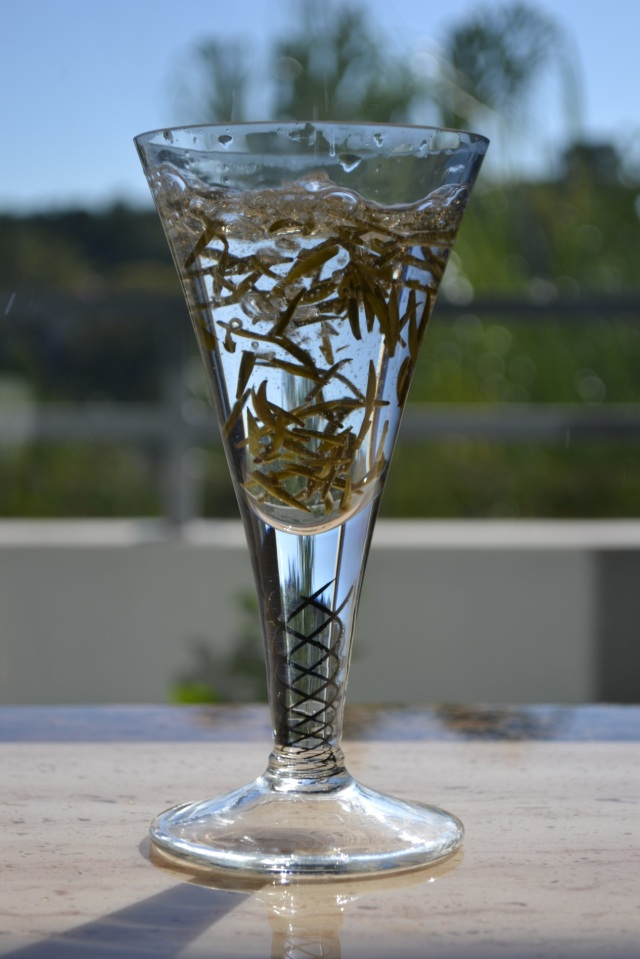 Meng Ding Cui Zhu (Green Bambo Green Tea) loose leaf