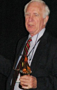 John Harney and Cha Jing Lifetime Achievement Award