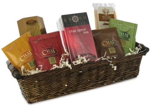 Chai Tea Gift Basket