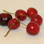 The lovely tasty treats you can make with tea and cherries!