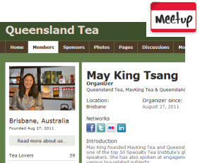 May King Tsang on Meetup