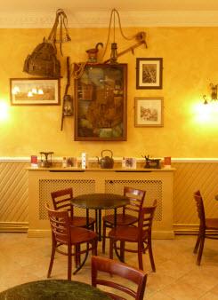 Tearoom near Matlock Bath