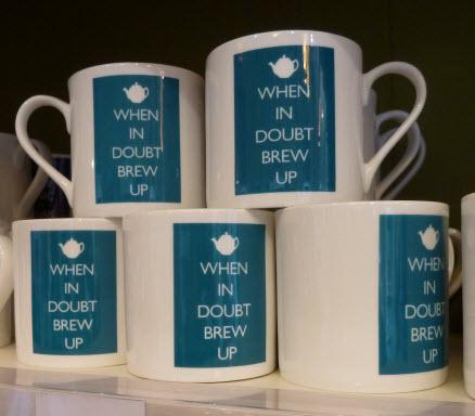 Chatsworth House Tea Mug