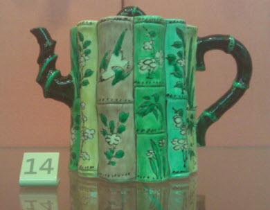 Victoria & Albert Bamboo Teapot