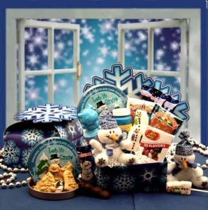 Frosty's Winter Wonder Childrens Gift Baskets