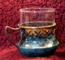 Israeli Tea Glass