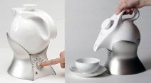 Lazy Teapot