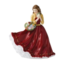 Royal Doulton Pretty Ladies Charlotte