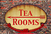 Lots of work to do before you put up that tea room sign
