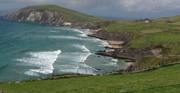 Ireland - land of the green
