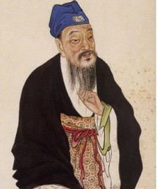 Lu Yu, the patron saint of tea