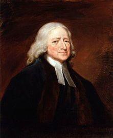 John Wesley by George Romney, 1789