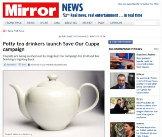 Save Our Cuppa