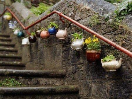 Broken teapots care of www.greenrenaissance.co.za