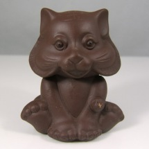"""Cute Tiger Tea Pet"", from www.chinese-tea-culture.com"