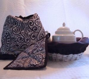A beautiful artisan cozy by Mariska Zilverberg