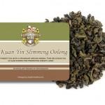 Oolong tea - semi-oxidized