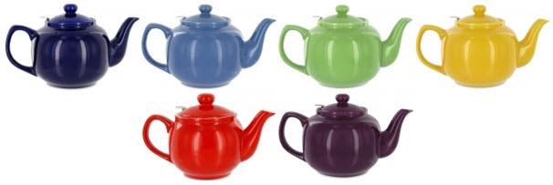 Sam Remo Teapot Rainbow!