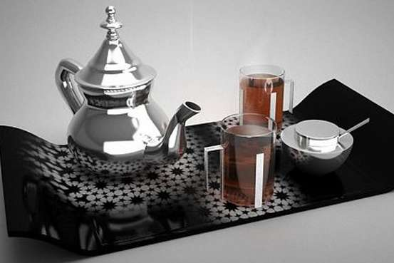 The Srone Tea Tray