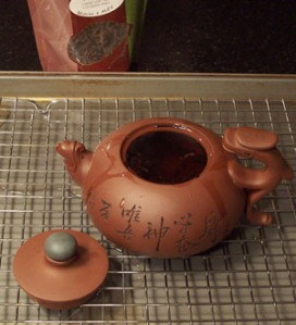 There's always an exception. Go ahead, overfill that little Yixing teapot!