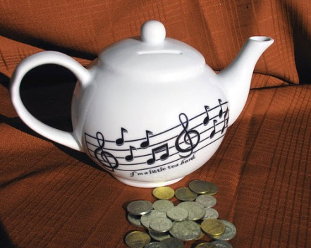 The Original Tea Bank