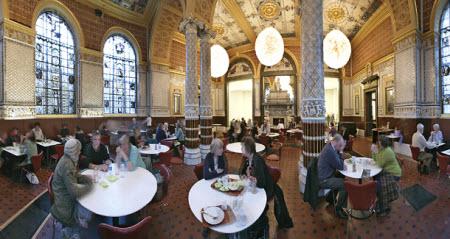 V&A Museum Café