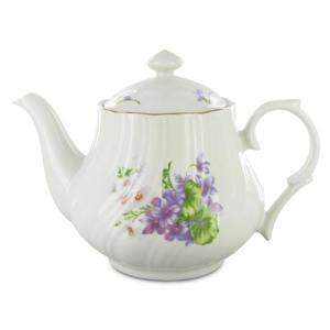 Valeska Porcelain Teapot