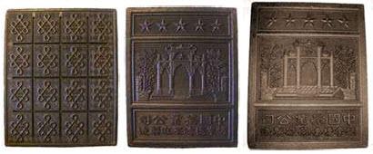 Brick tea cakes designs