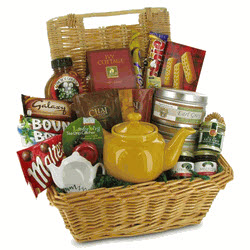 Mother's Day Traditional British Flavour Tea Gift Basket