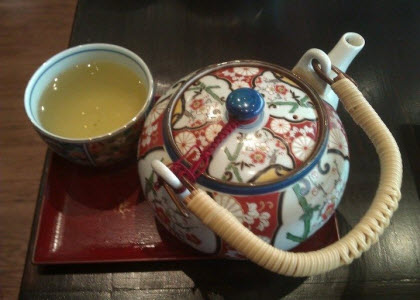 Great Tea Presentation and Great Oolong Tea at Nigi Nigi, Brisbane